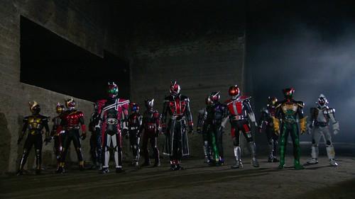 Kamen Rider Wizard Episode 53 | OZC Live