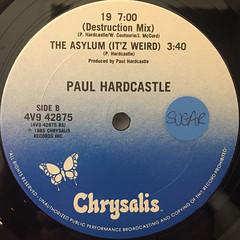 PAUL HARDCASTLE:19(LABEL SIDE-B)