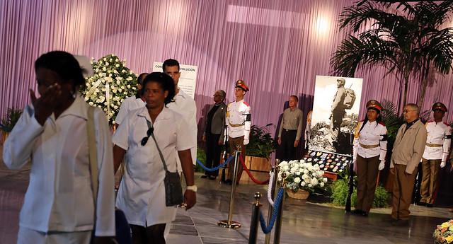 Evo Morales participa este martes en homenaje a Fidel Castro