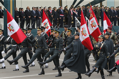Ministro valakivi asisti a ceremonia por el d a de la for Ministro de la policia nacional