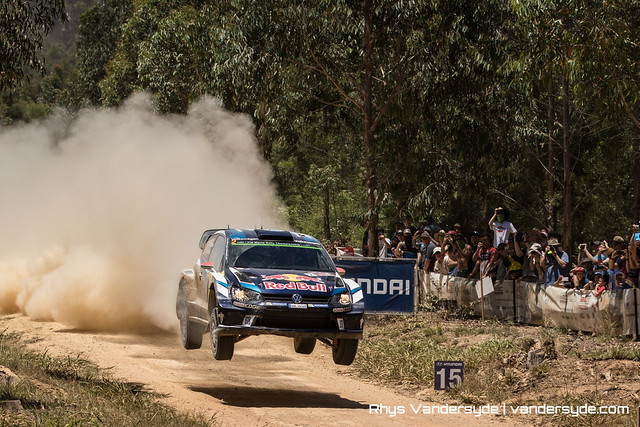 Rally Australia - WRC Coffs Harbour - 2016