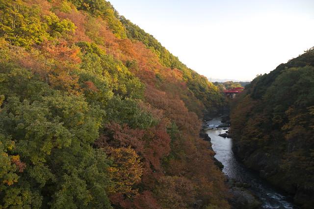 Takatsudo-kyo Vallay