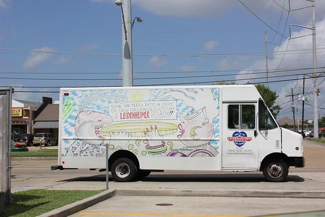 Leidenheimer's Truck