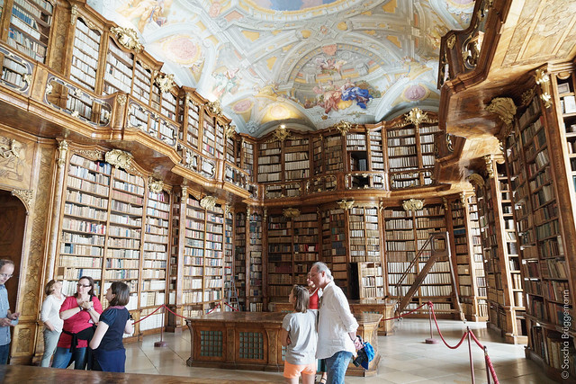 Bibliothek Stift St. Florian