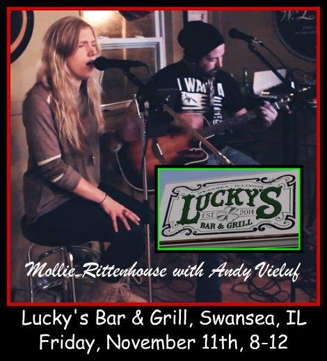 Mollie Rittenhouse & Andy Vieluf 11-11-16