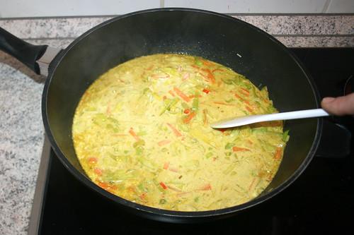 36 - Verrühren & aufkochen lassen / Stir & bring to boil