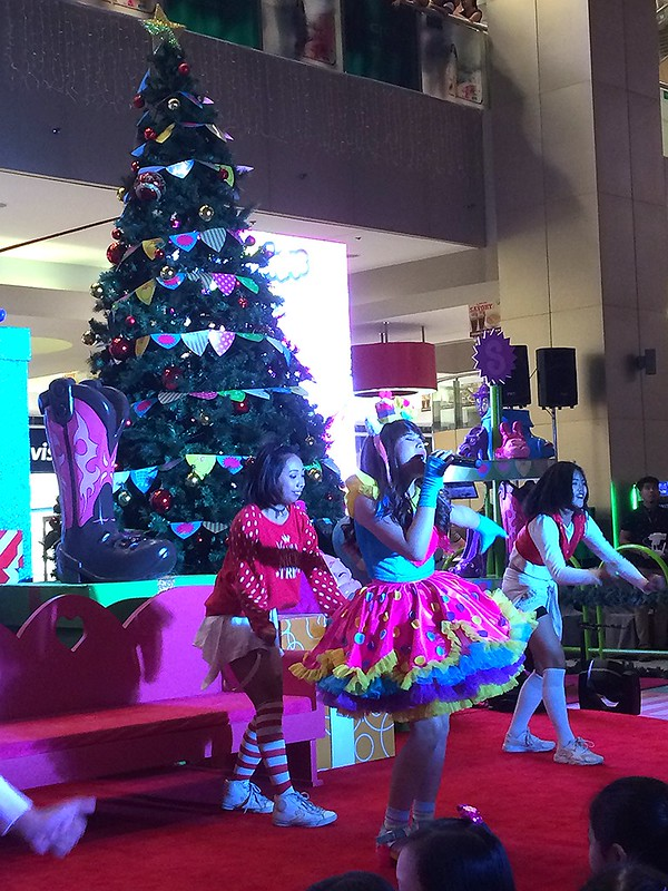 Shopkins Magical Christmas at SM City Marikina
