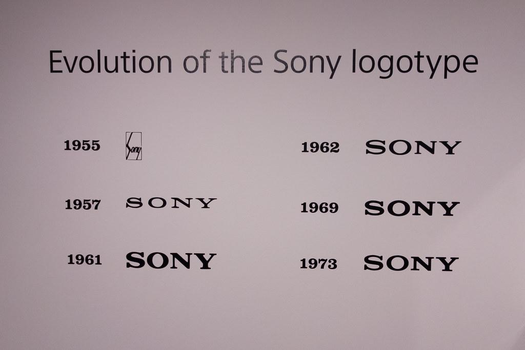 SONY展