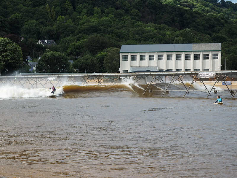 Surf Snowdonia in Wales