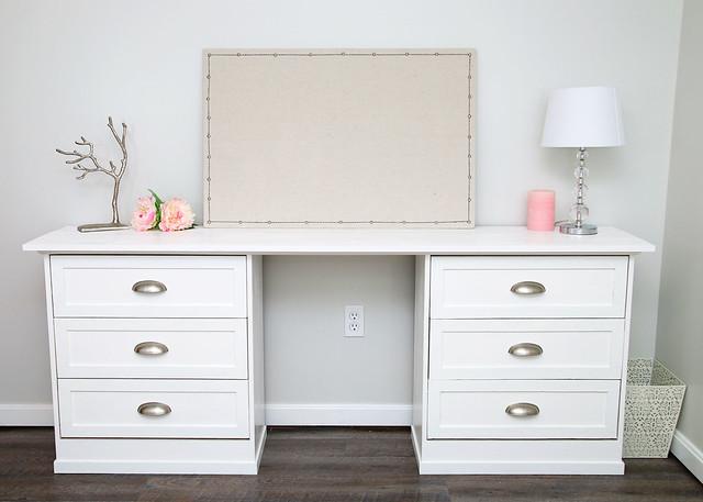Ikea Rast Dresser Desk