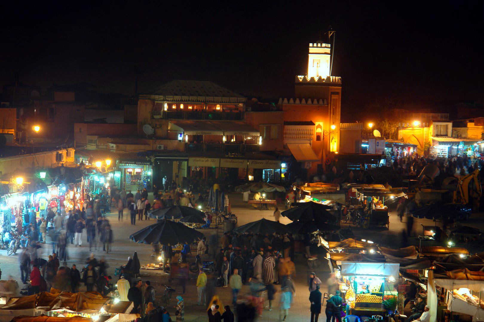 Qué ver en Marrakech, Marruecos - Morocco qué ver en marrakech - 30278612534 d94debb760 o - Qué ver en Marrakech, Marruecos