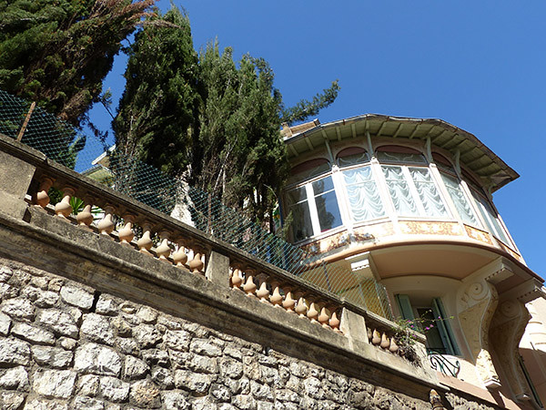 jolie maison 1900