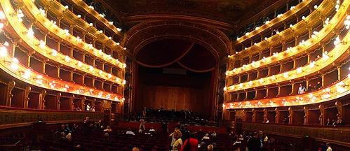 Teatro Massimo Palermo Panorama