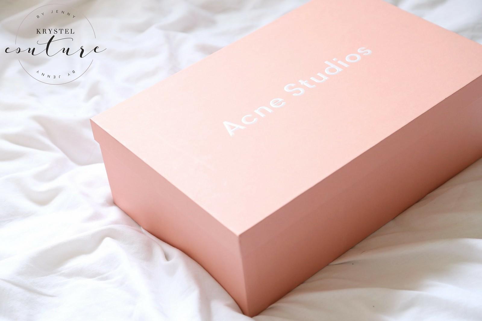 acnestudiospackaging, acnestudiosbox, acnestudios,