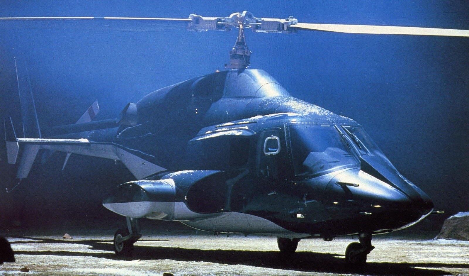 #Fave80sCar Airwolf