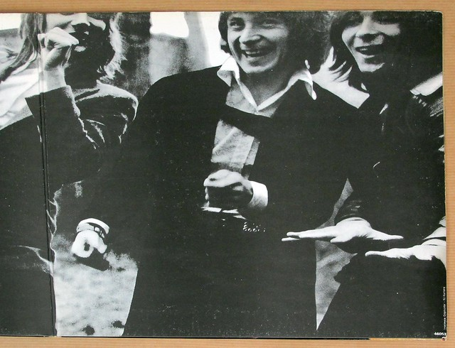 "FACES THE FIRST STEP RON WOOD ROD STEWART GATEFOLD 12"" LP VINYL"