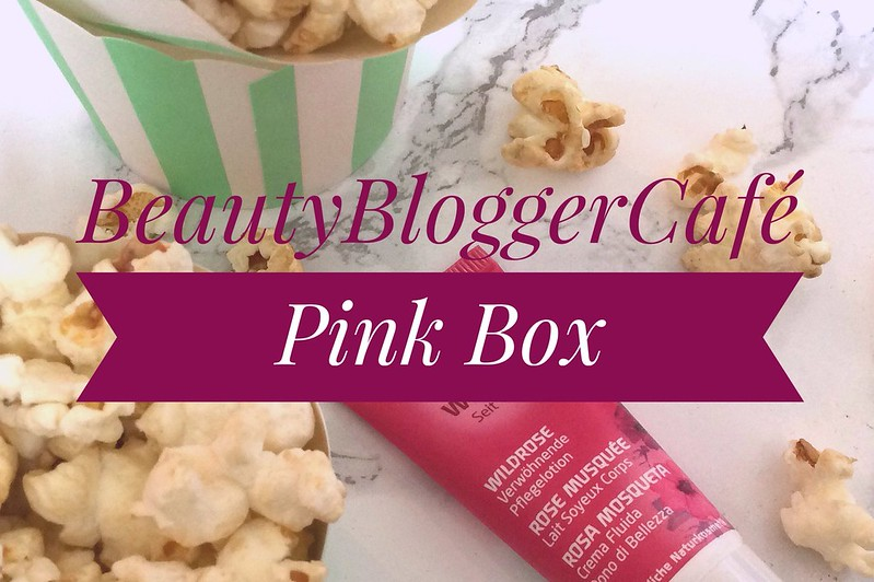 BeautyBloggerCafé Pink Box I Style By Charlotte