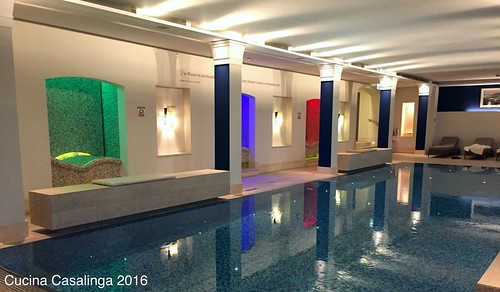 Schloss Fuschl - Spa Schwimmbad