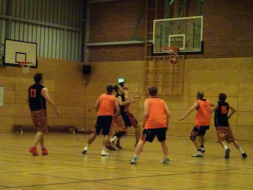 Wismar Bulls 84:86 Schwerin Tigers
