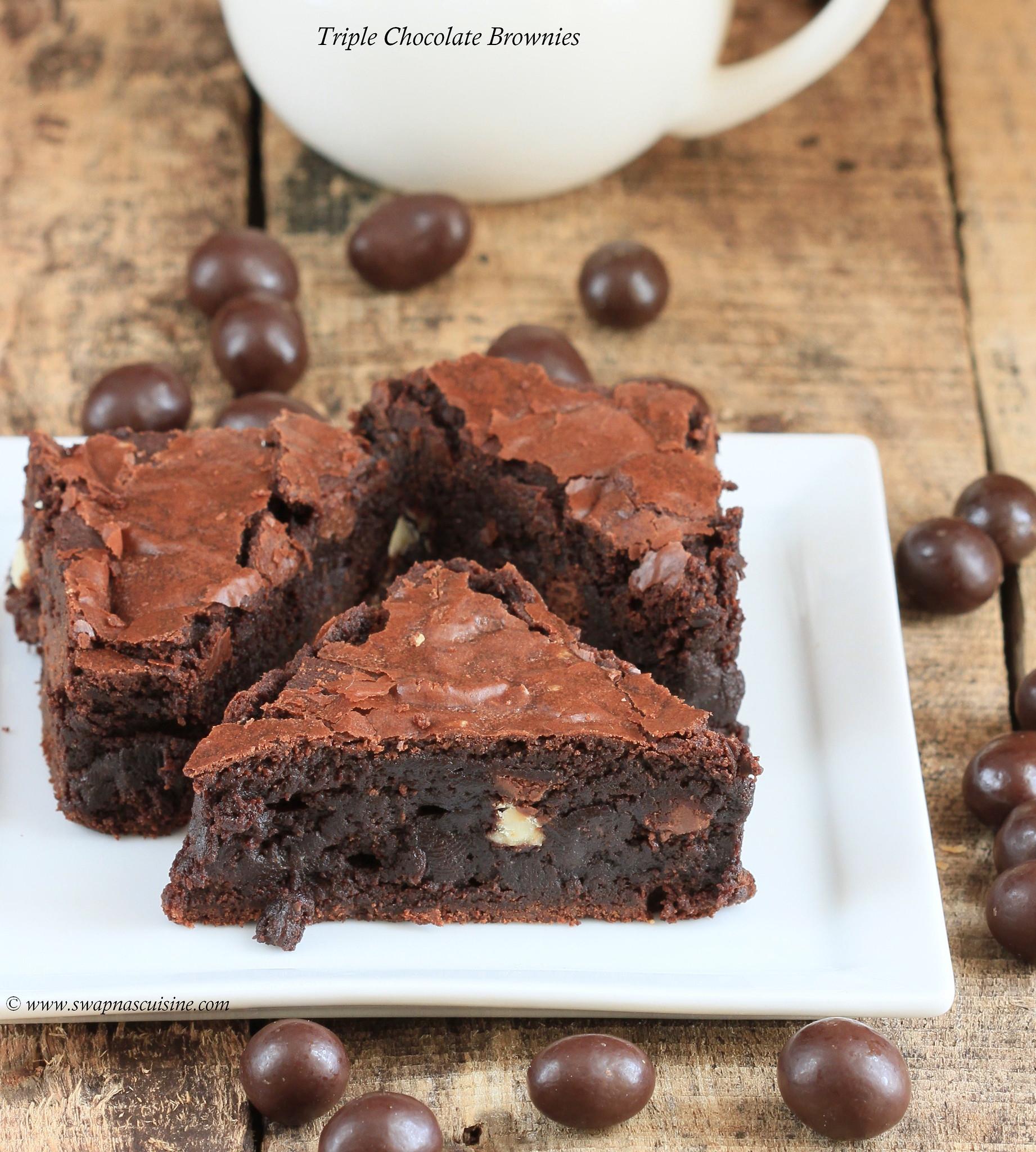 Best-ever Chocolate Brownies