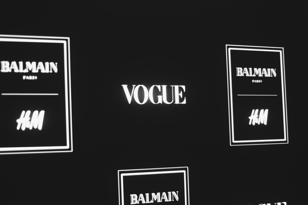 Hm Balmain Party lisforlois