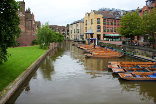 Punts de Cambridge