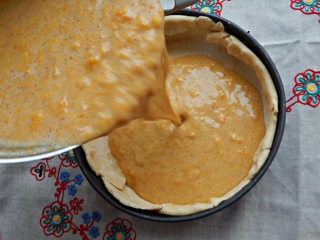 Американский тыквенный пирог по рецепту Вкусного блога | HoroshoGromko.ru
