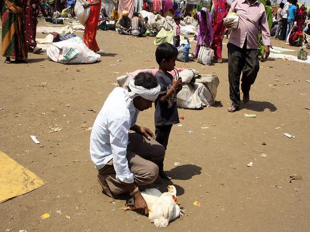 गाँवों में काम न होने के कारण पलायन को मजबूर ग्रामीण