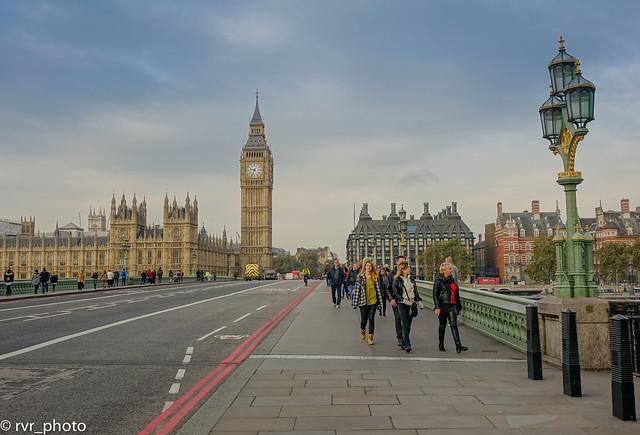 rutas a pie por Londres