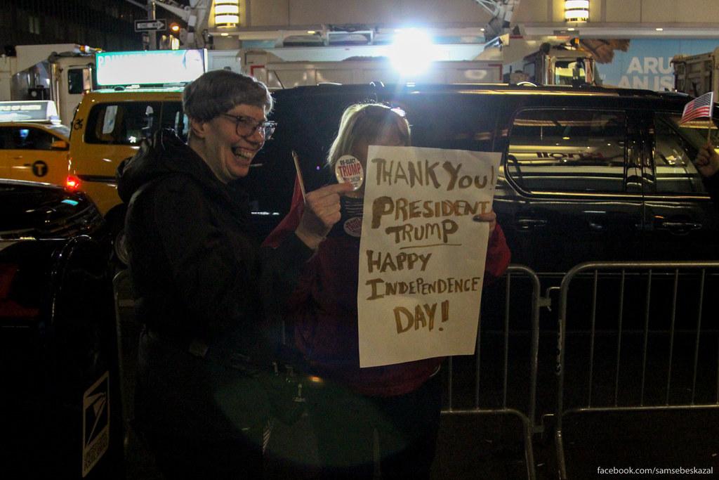 Ночь в Нью-Йорке, когда выбрали Трампа samsebeskazal-7645.jpg