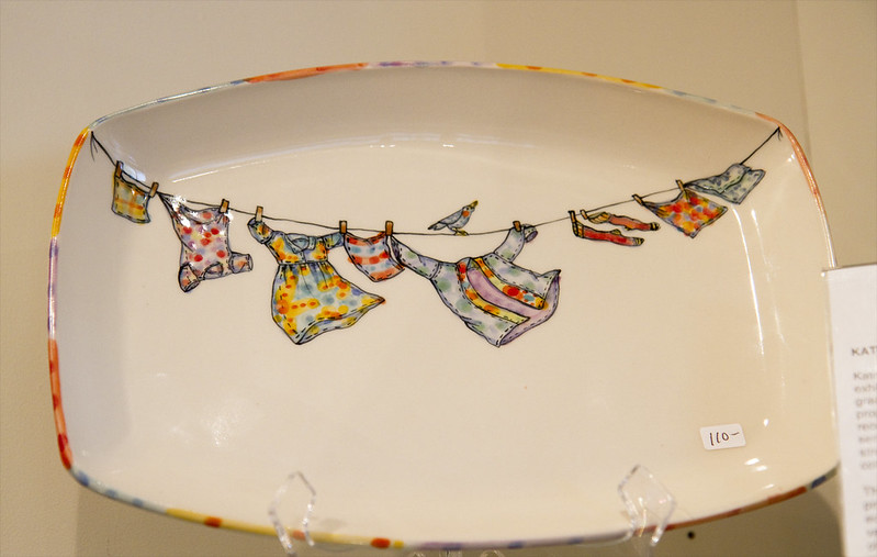 clotheline dish