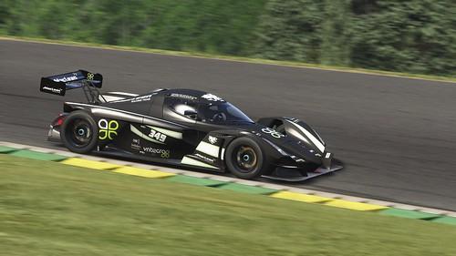Praga R1 - MacLean racing - FARA 2015