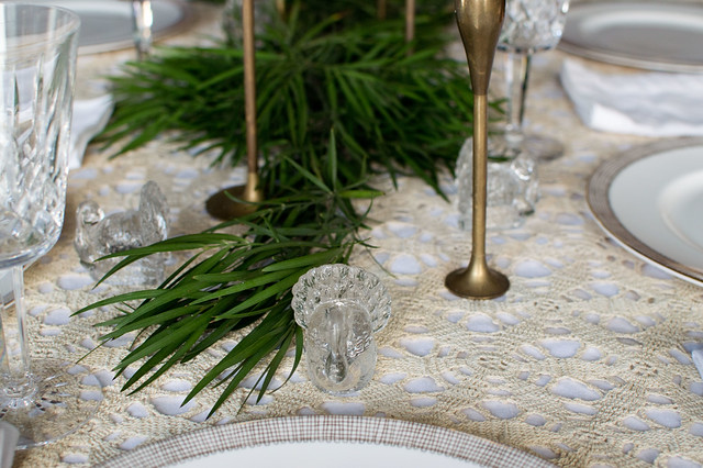 glass turkey, podocarpus