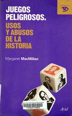 Margaret MacMillan, Juegos peligrosos