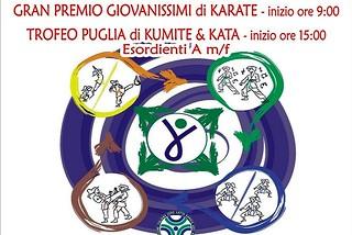 Noicattaro. Gran Premio Karate front