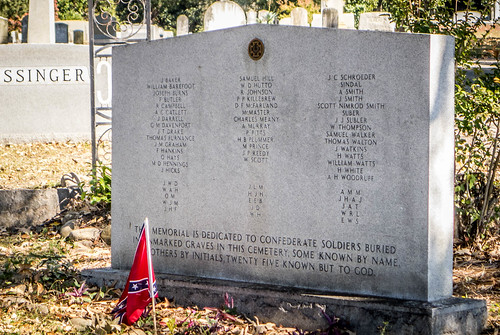 Elmwood Confederate Cemetery-010