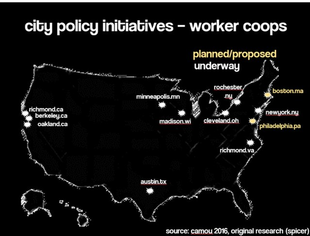 city policy initiatives - worker coops