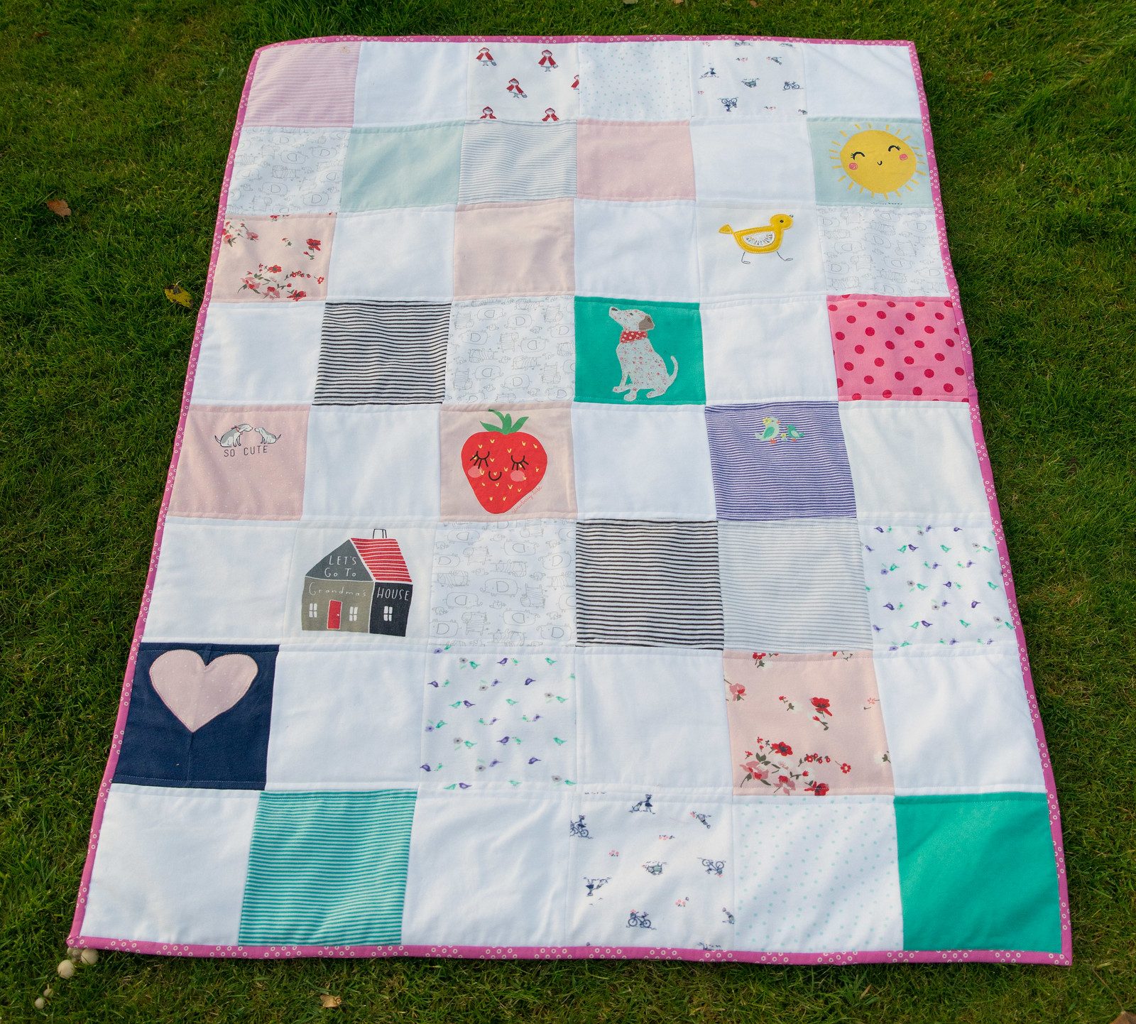 babyclothesquilt