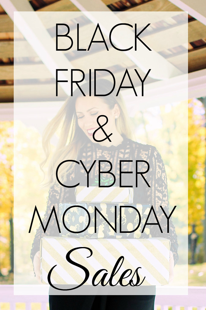 Black Friday & Cyber Monday Sales 2016