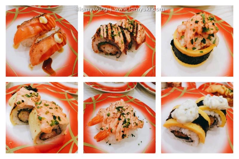 sushi mentai Singapore09yuki ng food review