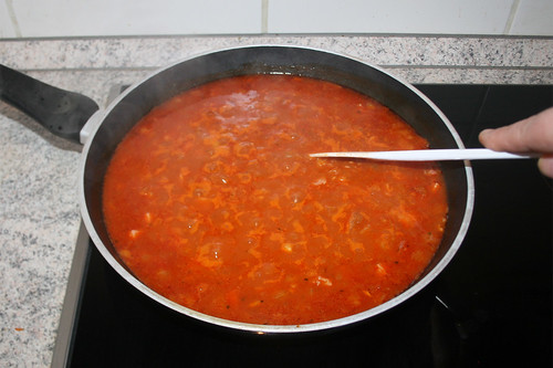 35 - Aufkochen lassen / Bring to a boil