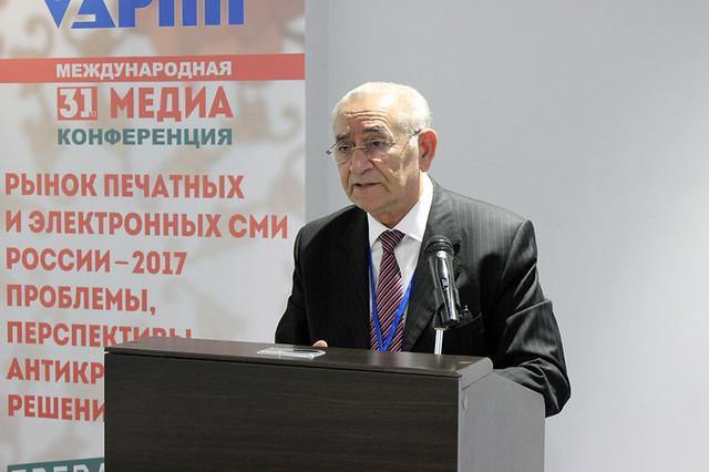 Григорий Торосянц, эксперт медиаотрасли