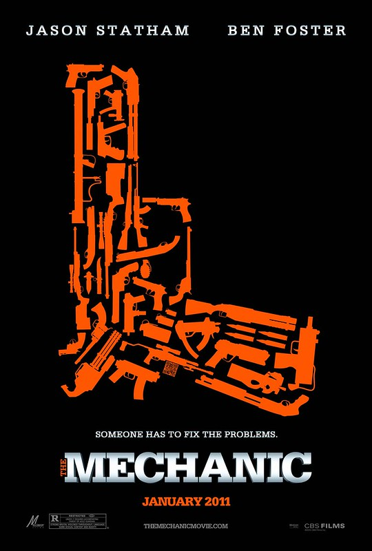 The Mechanic - 2011 - Poster 1