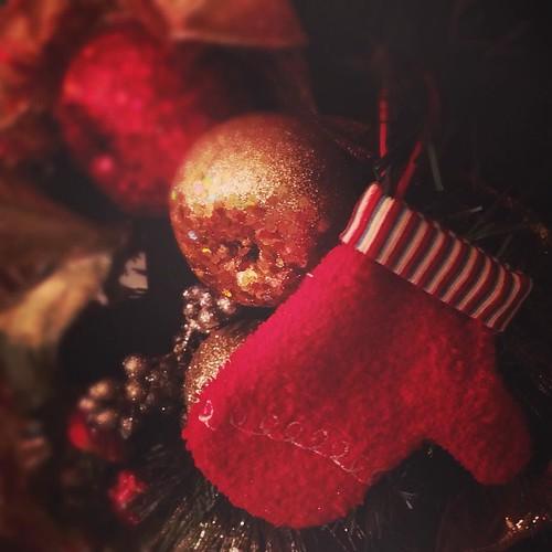 December 8 - Something red