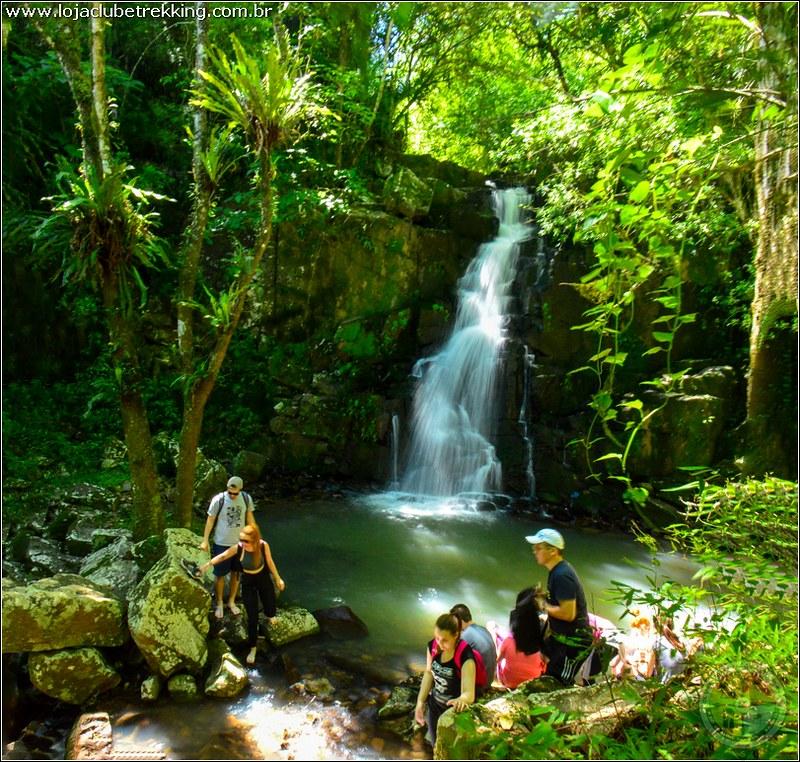 759ª Trilha cinco cachoeiras do Rincão Bonito - Itaara RS_18
