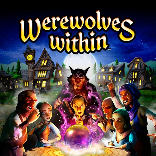 WEREWOLVES WITHIN - VR