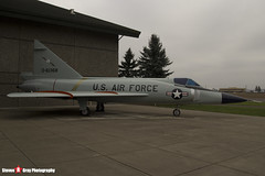 56-1368 0-61368 - - US Air Force - Convair F-102A Delta Dagger - Evergreen Air and Space Museum - McMinnville, Oregon - 131026 - Steven Gray - IMG_9034