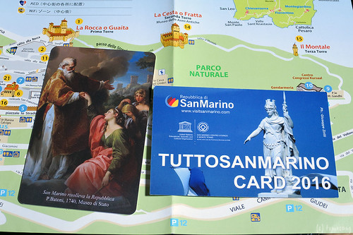 San Marino Museums Pass