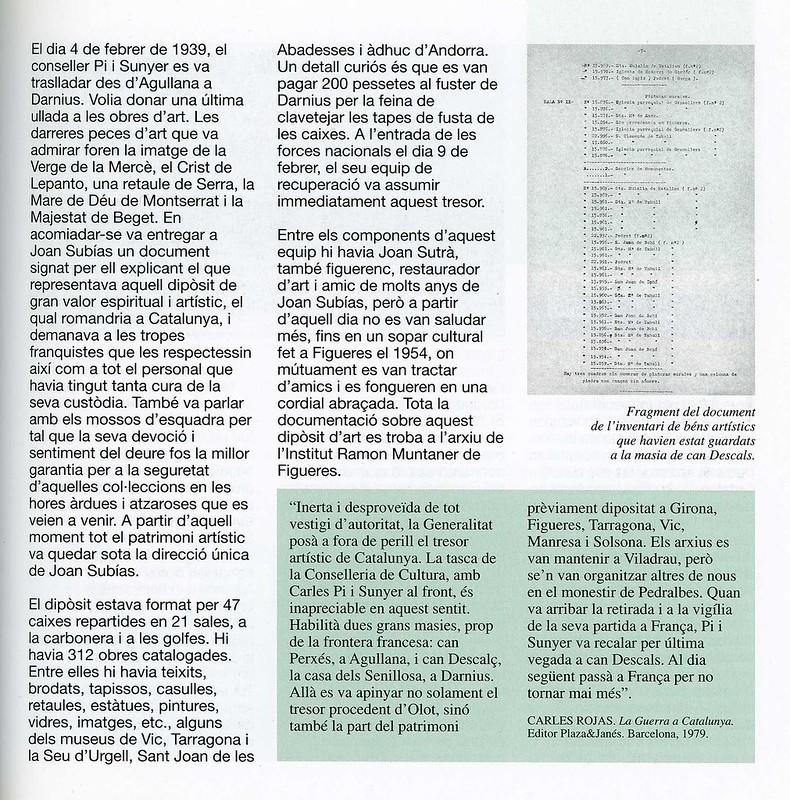 Darnius, Quaderns de la Revista de Girona 7