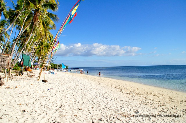 Paliton Beach Siquijor during the 16th Philippine Hobie Challenge